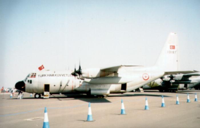 Lockheed C-130 d...C130 Luftwaffe