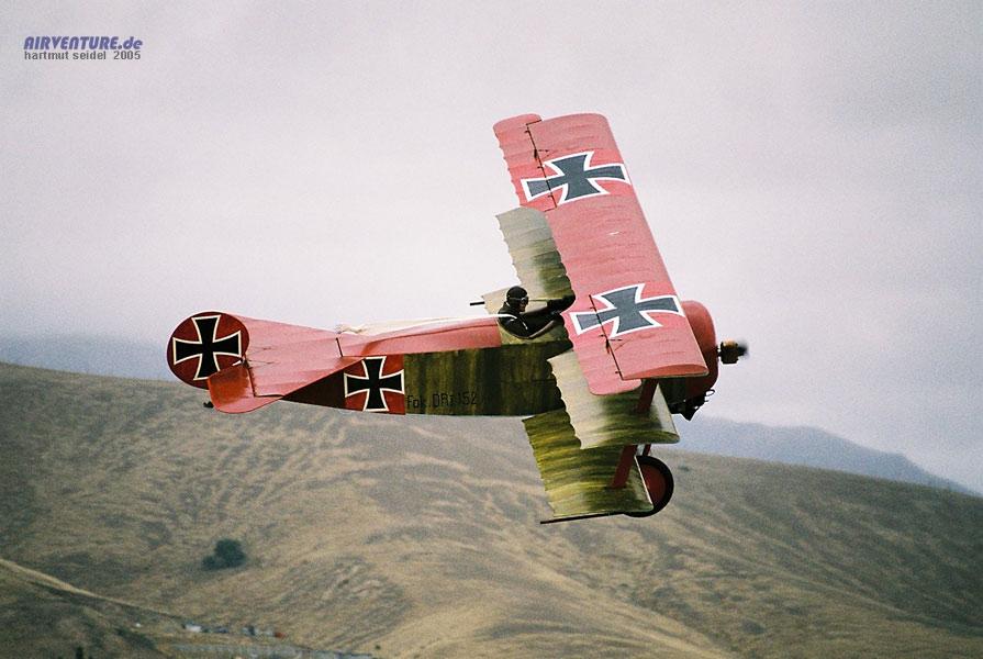 El Barón Rojo Blen05_HS_F_Luftkampf