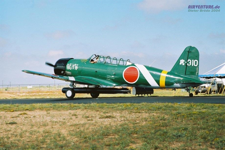 Aviones japoneses de la IIGM