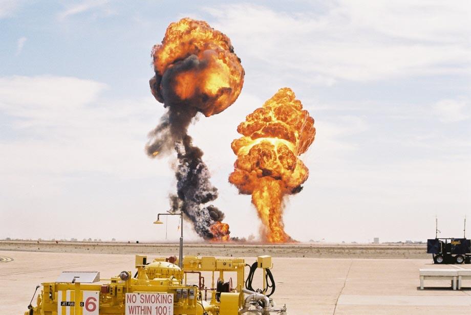 Report: Marine Corps Air Station Miramar Air Show 2003 Teil 1