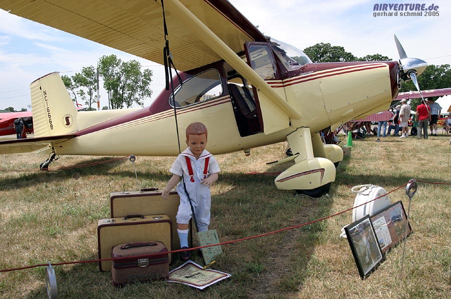 Airventure Report Eaa Airventure 2005 Oshkosh