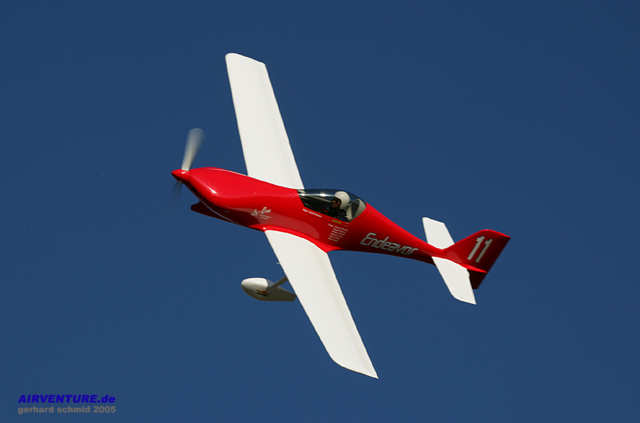 AirVenture Report: National Championship Air Races 2005 - Preview