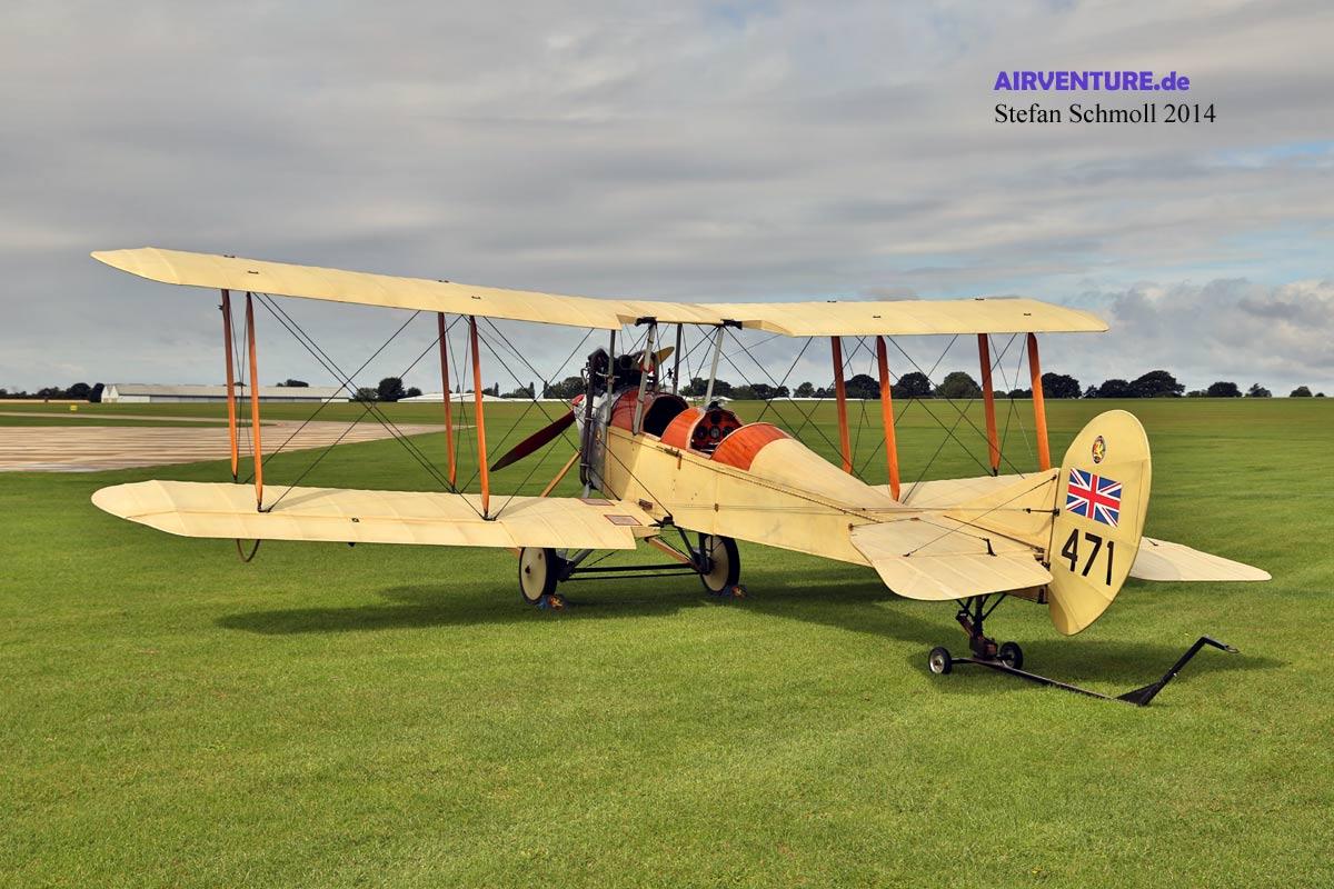 Airventure report sywell airshow 2014 teil 1 for Designermobel nachbau england