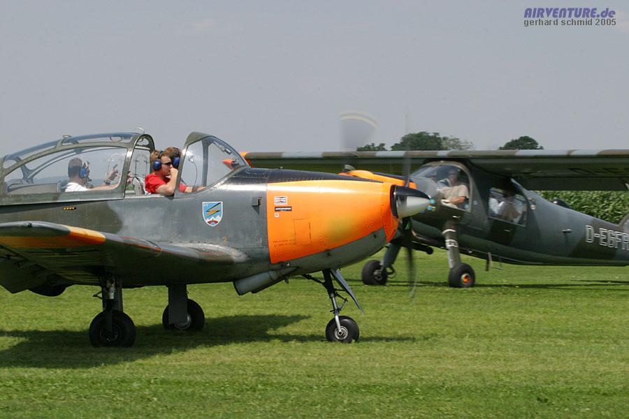 AirVenture Report: Tannkosh 2005